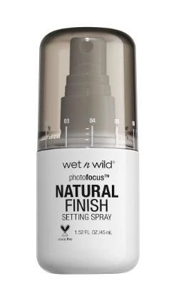 Wet n Wild Photofocus Natural Finish Setting Spray