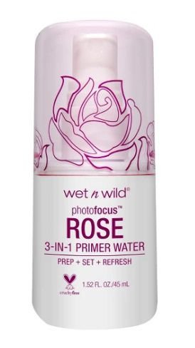 Wet N Wild Photo Focus Primer Water Rose