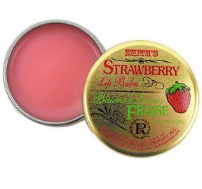 Rosebud Strawberry Lip Balm