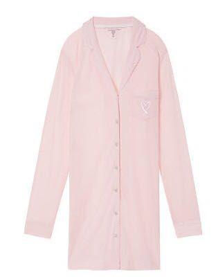 VICTORIA'S SECRET Camisão Pink