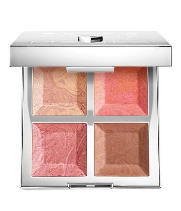 BECCA Cosmetics Bronze, Blush, & Glow Palette - Made With Love by Malika (Limited Edition)