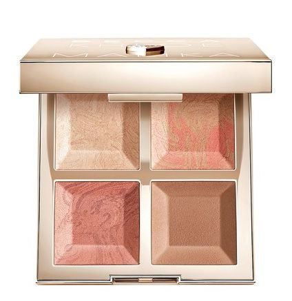 BECCA Cosmetics Bronze, Blush, & Glow Palette - Made With Love by Khloe (Limited Edition)