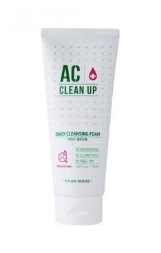 ETUDE HOUSE AC Clean Up Daily Cleasing Foam 150ml