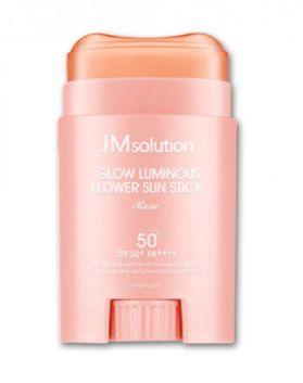 JMSOLUTION Glow Luminous Flower Sun StickSPF50+ PA++++ 21g