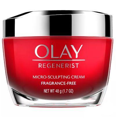 OLAY Regenerist Fragrance Free Micro-Sculpting Cream