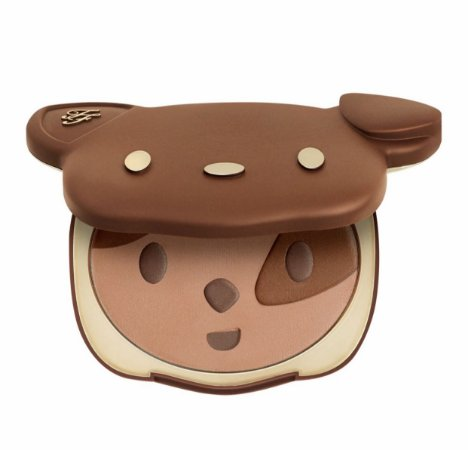 TOO FACED SUN PUPPY BRONZER Limited Edition Clover Compact