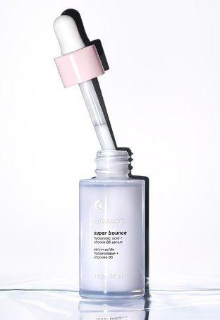GLOSSIER Super Bounce hyaluronic acid + vitamin b5 serum