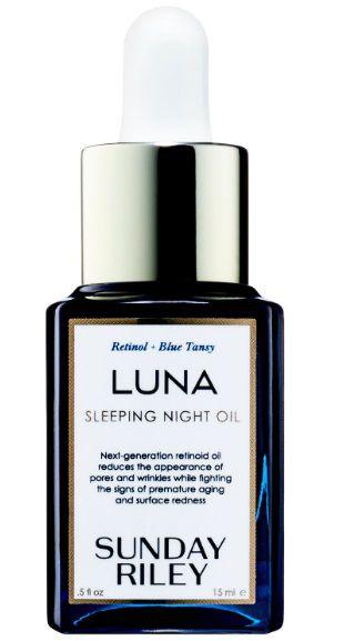 SUNDAY RILEY Luna Retinol Sleeping Night Oil