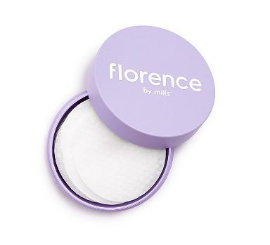 florence by mills  One Swipe Glow Wipe Treatment Pads