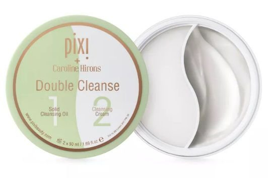 Pixi By Petra + Caroline Hirons Double Cleanser