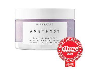 HERBIVORE Crushed Amethyst Exfoliating Body Polish