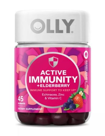 OLLY Adult Active Immunity, 45ct
