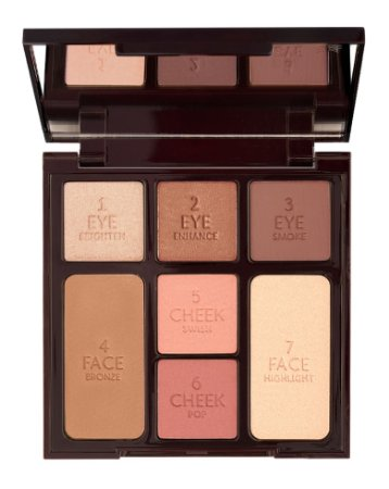 CHARLOTTE TILBURY Instant Look In A Palette Stoned Rose