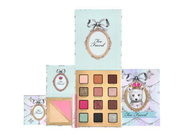 "Too Faced Enchanted Beauty Makeup Set ""Unbearably Glam"""