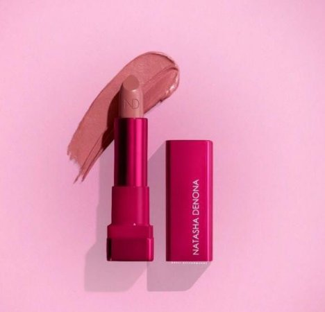 "NATASHA DENONA I Need A Nude Lipstick  Love ""Amorosa"""