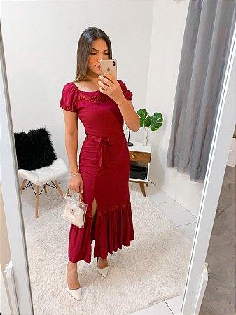 vestido Silmara