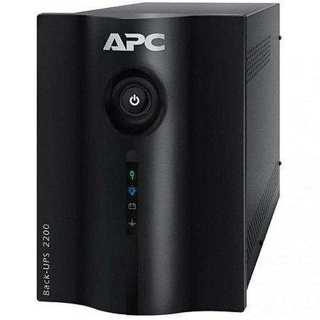 Nobreak APC 2200VA BACK-UPS BR BZ2200BI-BR Bivolt