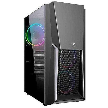 Computador Gamer I5-9400F, 8GB, SSD 240GB, HD 1TB, GTX 1650, Win 10 Pro