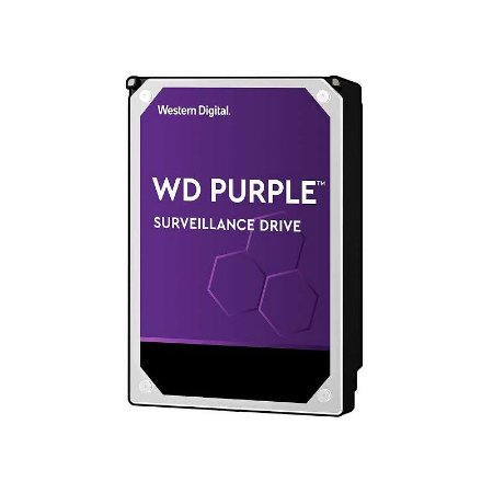 "HD WD Purple para CFTV 2TB SATA 6GB/s 3.5"" WD20PURZ"