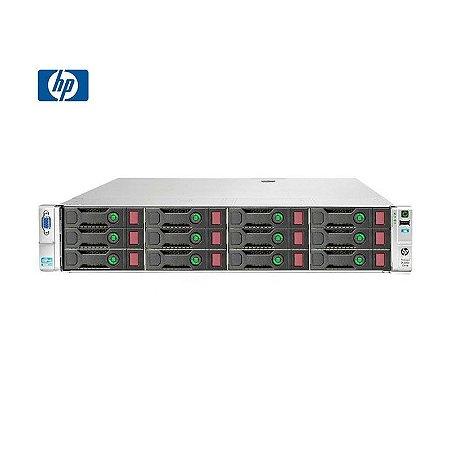Servidor HP Proliant DL380e Gen8 Seminovo