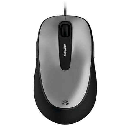 Mouse Óptico Microsoft Comfort 4500 USB 5 Botões Scroll