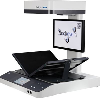 Locação - Scanner Planetário Bookeye 4 V2 Professional Image Access