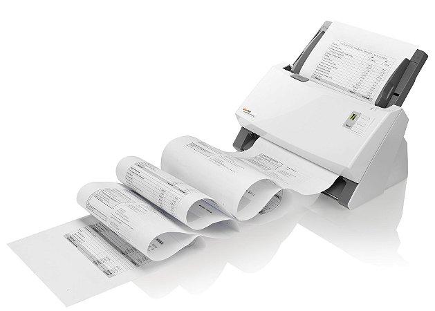 Locação - Scanner Plustek SmartOffice PS456U