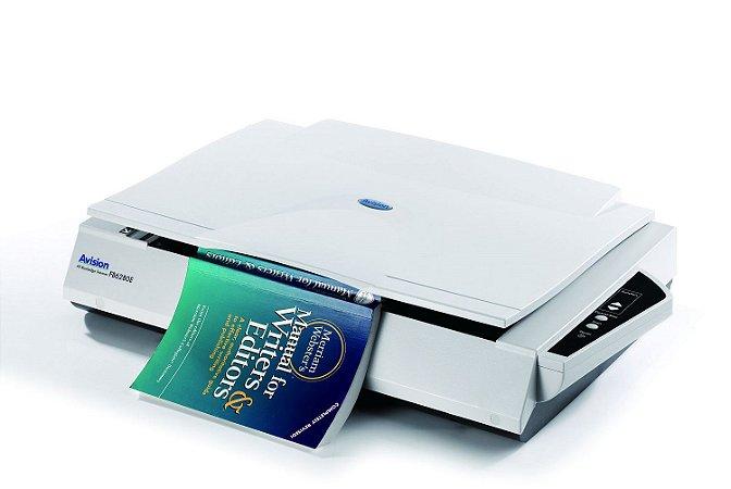 Scanner Avision FB6280E