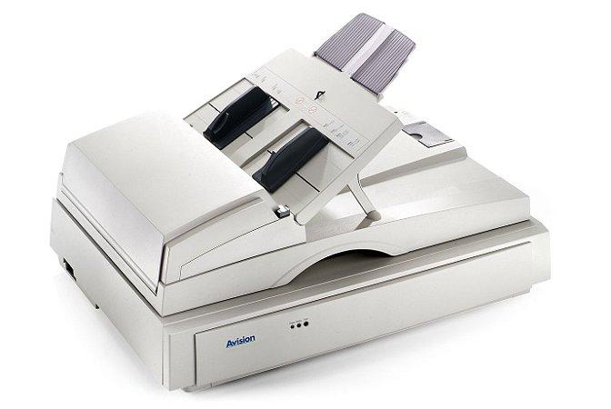 Scanner Avision AV8350 - Usado & Revisado - Garantia de 12 Meses