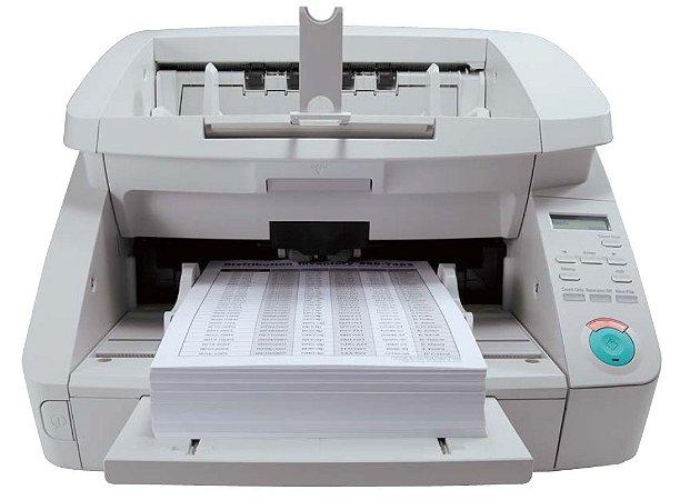 Scanner Canon DR-7550C - Usado & Revisado - Garantia de 12 Meses