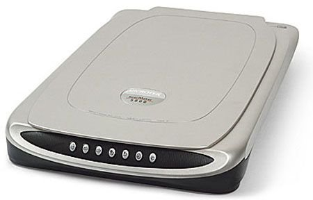Scanner Microtek SM5800