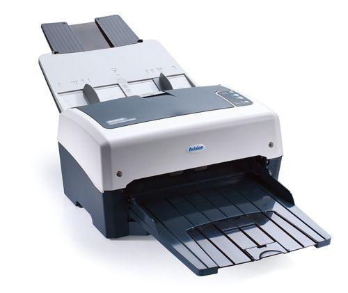 Scanner Avision AV320E2+ Usado & Revisado - Garantia de 12 meses