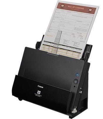 Scanner Canon DR-C225 - Usado & Revisado - Garantia de 12 meses