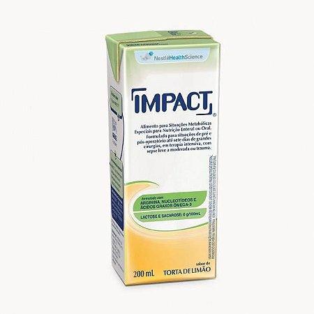 IMPACT - TORTA DE LIMAO 200 ml  NESTLE