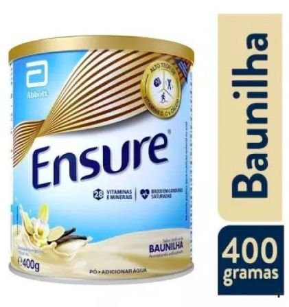 ENSURE BAUNILHA - 400g  ABBOTT