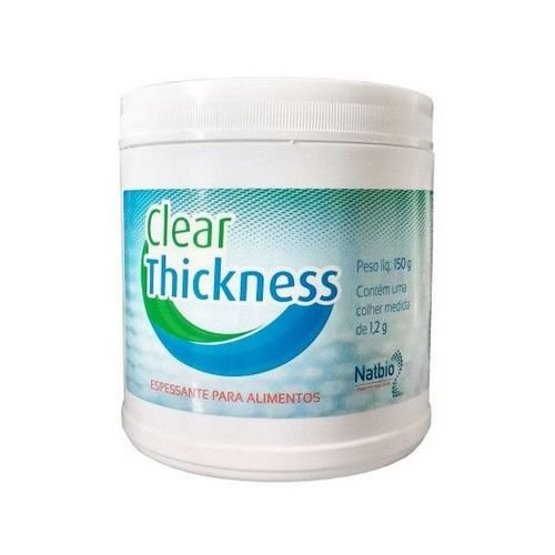 CLEAR THICKNESS- 150g  NATBIO