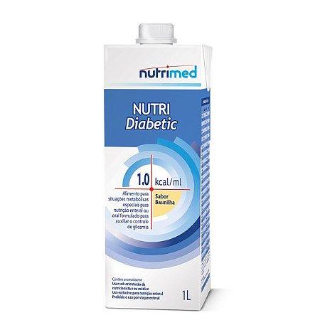 NUTRI DIABETIC 1.0 TP 1000 ML - NUTRIMED