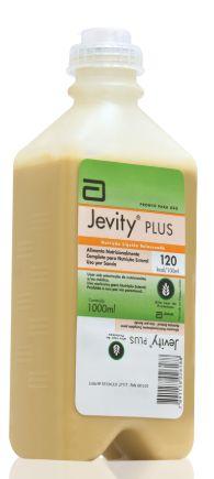 JEVITY PLUS RTH 1000ML - ABBOTT