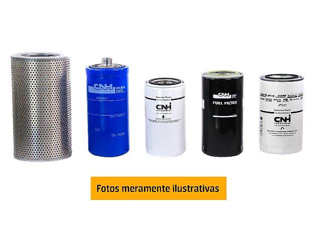 Kit Revisão Escavadeira E215C EVO - 500h