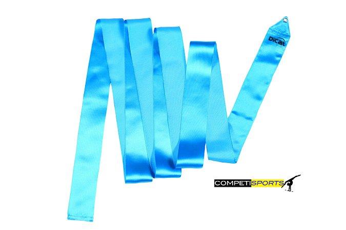 Fita para Ginástica Rítmica Azul Turquesa