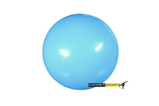 Bola Ginástica Rítmica Azul Bebê