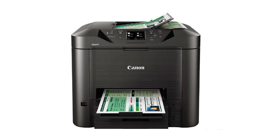 Impressora Multifuncional Colorida Canon Maxify Mb5410 - Wireless