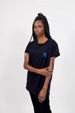 camiseta Pampulha preto