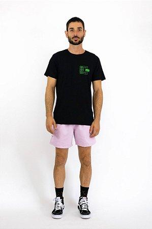 camiseta cidade parque comfy