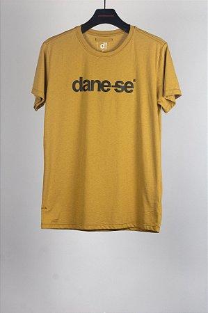 camiseta dane-se marrom