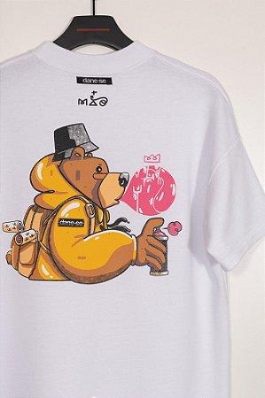 camiseta over snoop MÃO