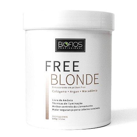 Pó Descolorante Free Blonde