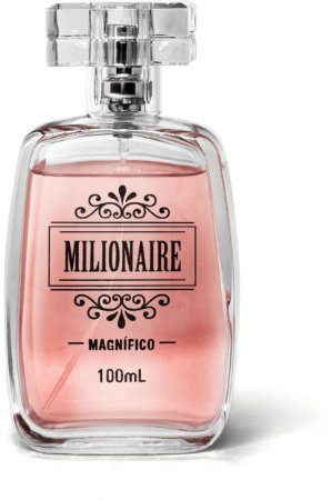 PERFUME MILIONAIRE 100ml INSPIRADO EM 1 MILLION