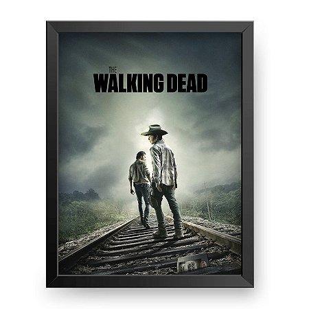 Carl e Rick - The Walking Dead