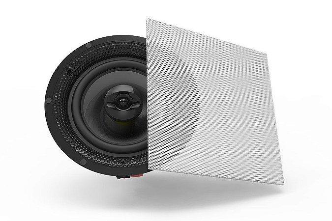 """Caixa de som de embutir BSA S3 6,5"""" 60W RMS"""